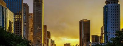 北京写字楼市场回暖,IT和金融业发展前景需求最大