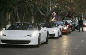 昆明豪车俱乐部与上海豪车俱乐部哪个有名?