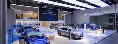 2021天津车展进行时,这台新能源SUV为何备受关注?